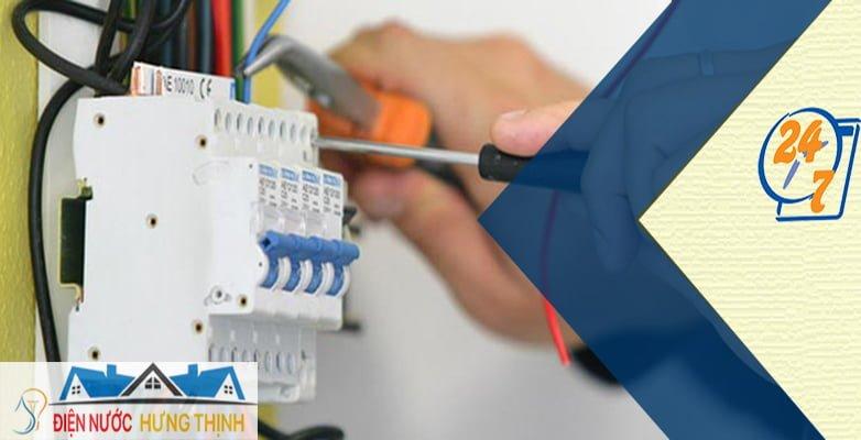 thợ sửa điện tại bình dương