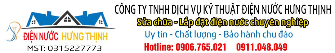 thợ điện nước Hưng Thịnh