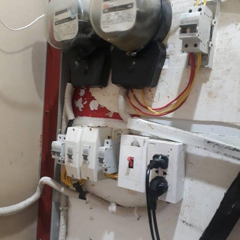 đơn giá lắp đặt công tơ điện