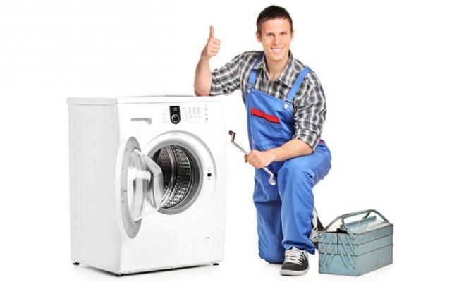 dịch vụ sửa máy giặt tại nhà Bình Dương